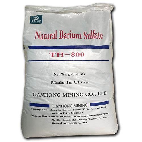 Bari sunfat (Barium sulphate) - BaSO4 hóa chất biên hòa đồng nai