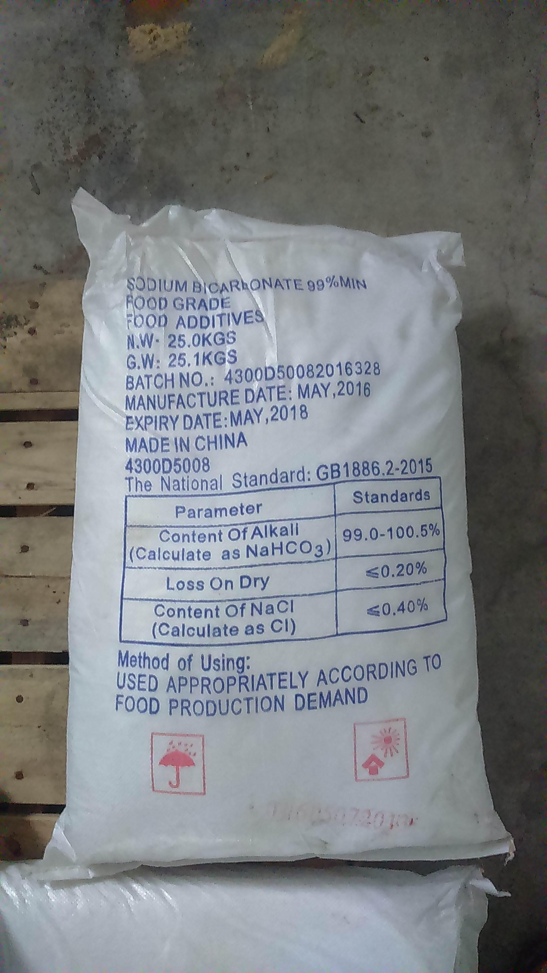 NaHCO3 - Sodium Bicarbonat hóa chất biên hòa đồng nai