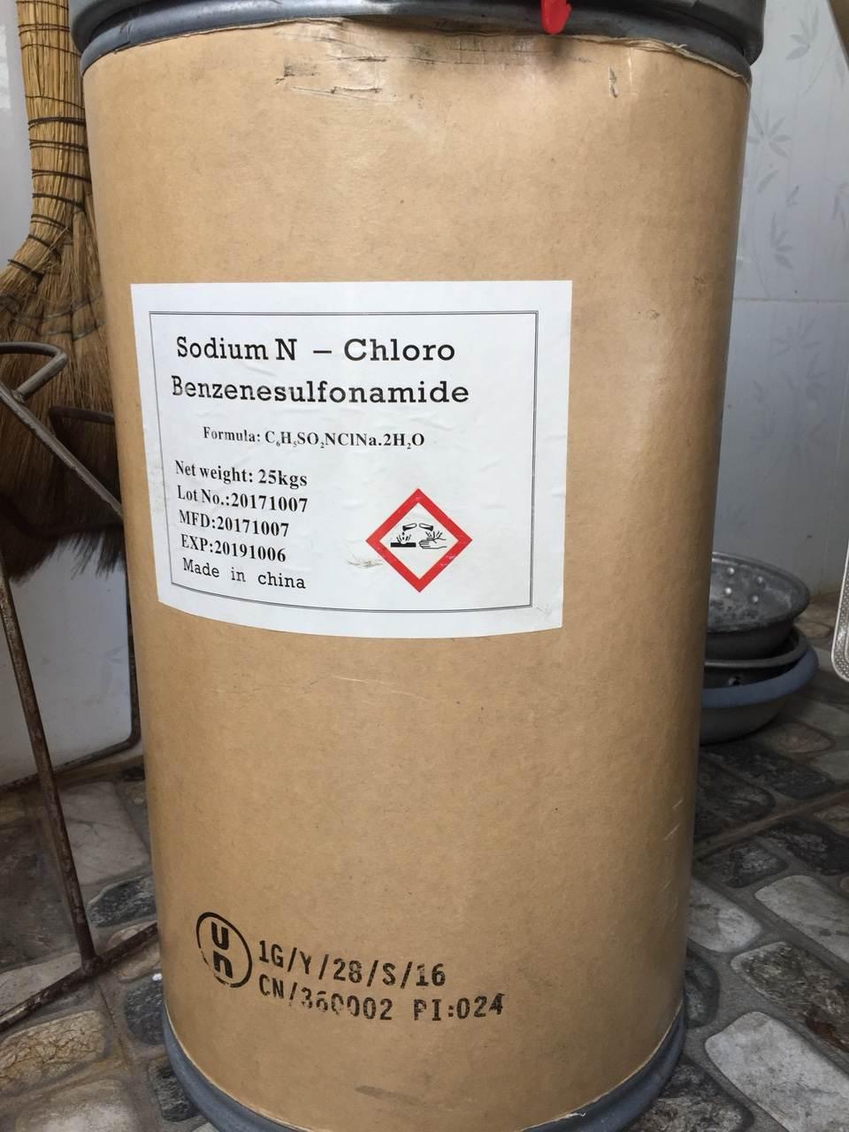 Cloramin b hóa chất biên hòa đồng nai