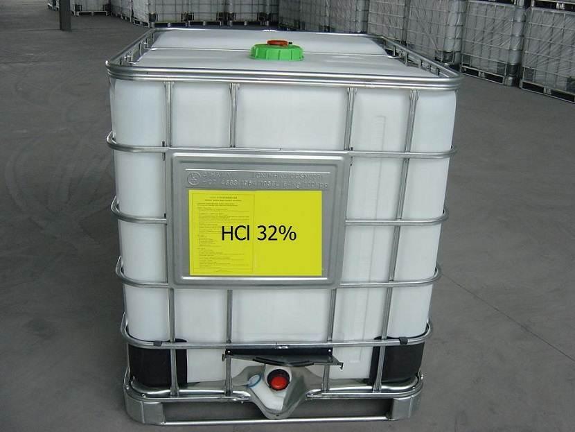 HCL32 hoá chất biên hoà đồng nai