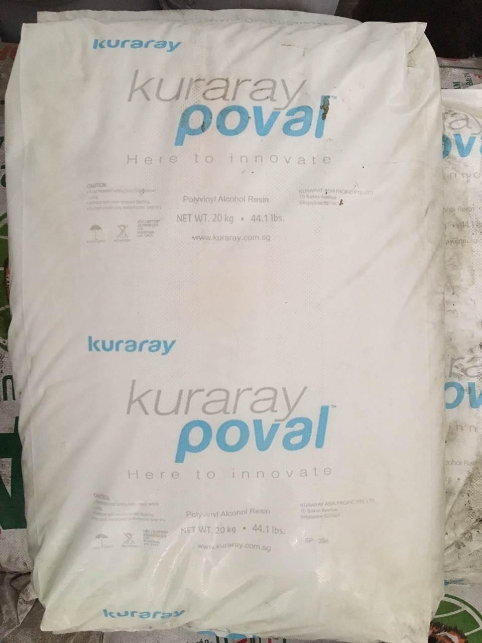 PVA - Polyvinyl Alcohol