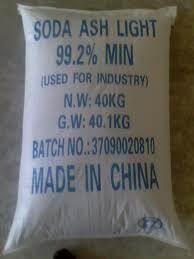 soda Na2CO3 (sodium carbonate) hoá chất biên hoà đồng nai