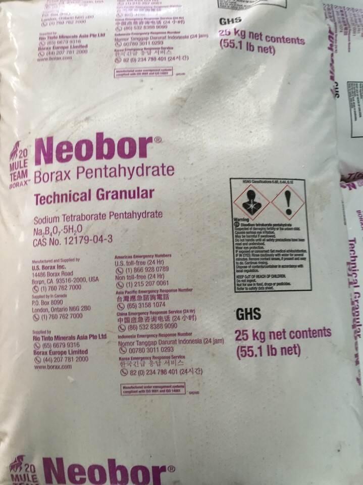 borax hóa chất biên hòa đồng nai