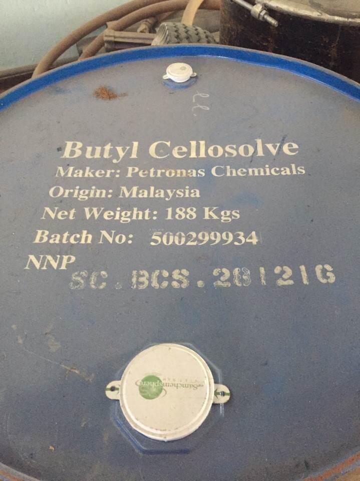 Butyl Cellosolve hóa chất biên hòa đồng nai