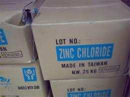 ZINC CHLORIDE, KẼM CLORUA, ZNCL2 hoá chất biên hoà đồng nai