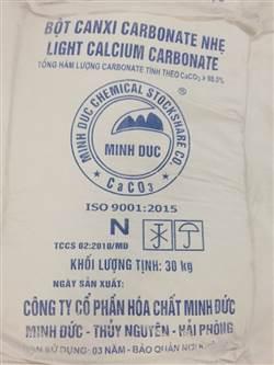 Bột đá (CaCO3) hoá chất biên hoà đồng nai