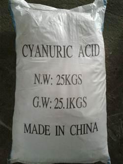 CYANURIC ACID