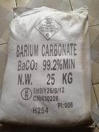 BaCO3 - Bari cacbonat hóa chất biên hòa đồng nai
