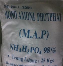 M.A.P-AMON PHOT PHAT (NH4H2PO4) hoá chất biên hoà đồng nai