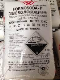 NaOH – Cautic soda Flakes 99 (Xút hạt) hóa chất biên hòa đồng nai