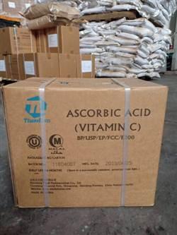 Vitamin C 99% – Ascorbic Acid thực phẩm